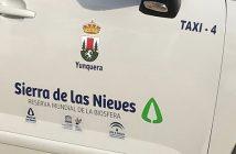 SIERRA DE LAS NIEVES ON THE ROAD