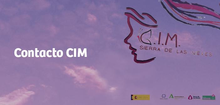 Contacto CIM